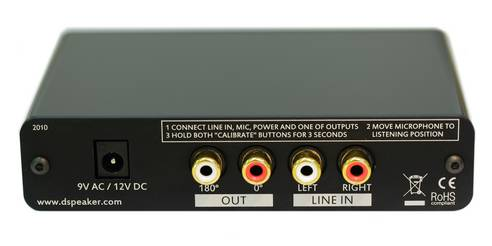 DSPeaker Anti-Mode 8033S-II subwoofer huonekorjain